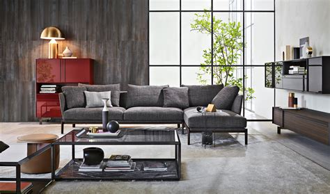 molteni c chelsea sofa sofas from molteni c architonic