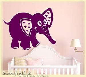 Wandtattoo Elefant Kinderzimmer : wandtattoo wandaufkleber elefant elephant kinderwelt sunnywall online shop ~ Sanjose-hotels-ca.com Haus und Dekorationen