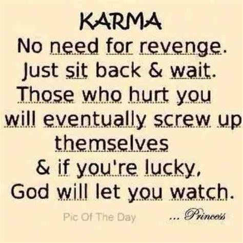 Karma Quotes Ecosia