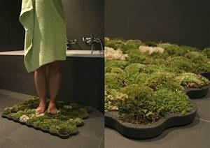 Tapis Antidérapant Salle De Bain : on vous pr sente le tapis de salle de bain en 45 images ~ Farleysfitness.com Idées de Décoration