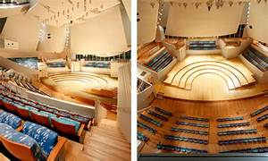 New World Center Performance Concert Hall In Miami New