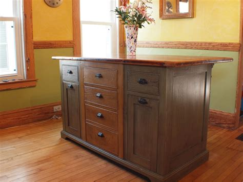 kitchen island with wood top handmade rustic kitchen island with wood top by rustique