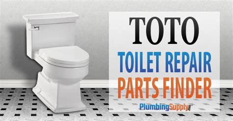 toto toilets identify  toilet  find repair parts