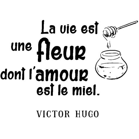amour de cuisine pizza sticker citation la vie l 39 amour victor hugo stickers