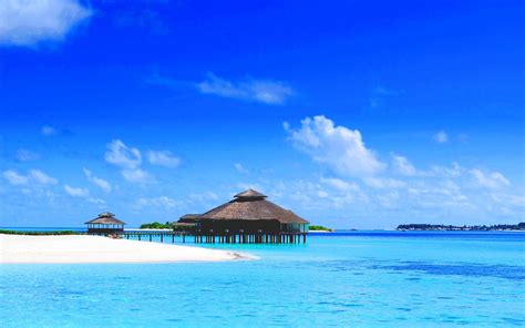 Maldives, Fullscreen, High, Resolution, Wallpaper