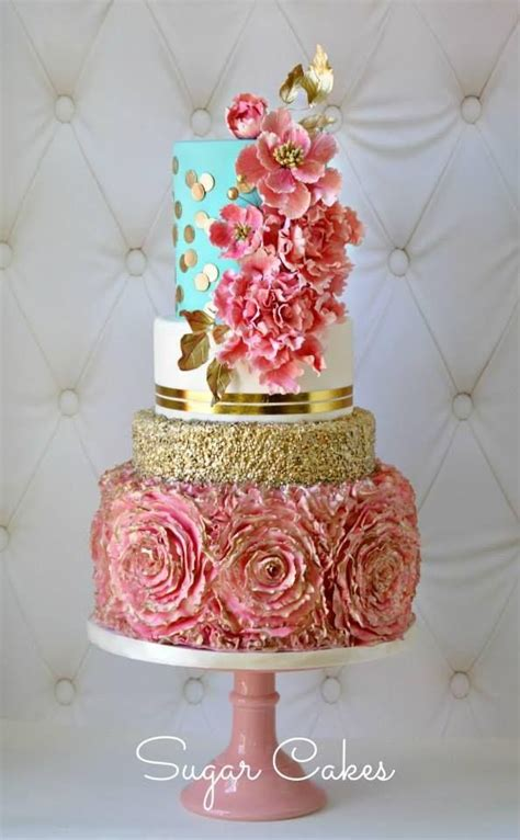 Pearl Blush Pink Cake Ideas And Designs
