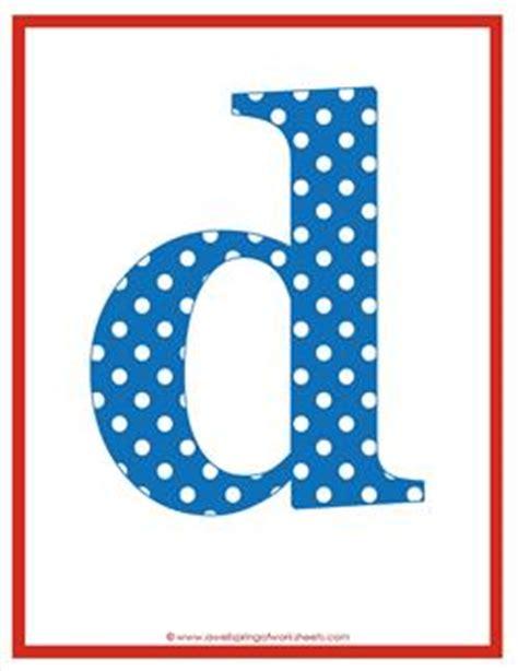 polka dot letters lowercase   wellspring  worksheets
