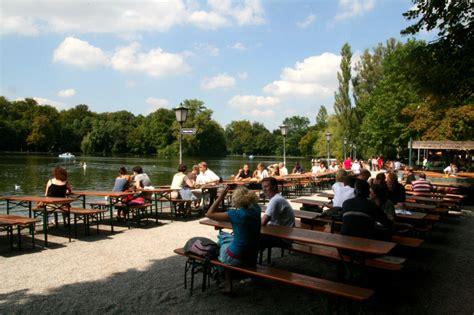 englischer garten münchen gaststätte bierg 228 rten in m 252 nchen