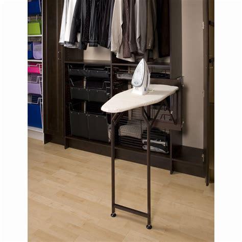 fold away ironing board wall mounted folding ironing board rubbed bronze in ironing boards