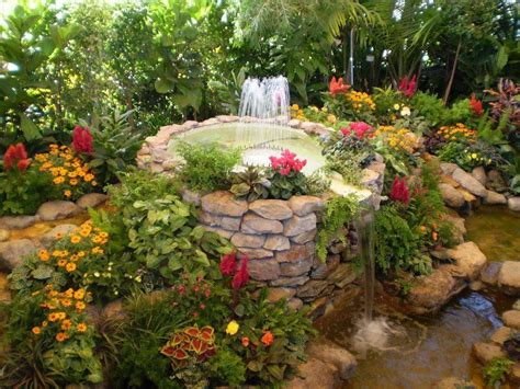Backyard Garden Florist by Beautiful Backyard Gardens Flowers Yards