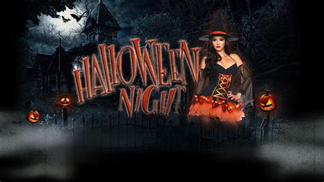 hd wallpaper halloween witch suit party