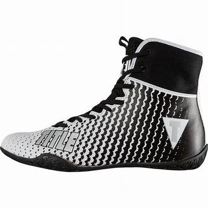 Boxing Title Ii Predator Mid Boxeo Zapatos