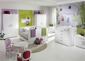 Baby Tapete Mädchen : frische babyzimmer ideen f r gesunde und gl ckliche babys ~ Michelbontemps.com Haus und Dekorationen