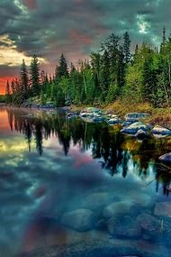 Beautiful Breathtaking Nature