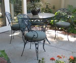 Walmart Patio Seat Cushions by Furniture Fascianting Wrought Iron Tables And Chairs To
