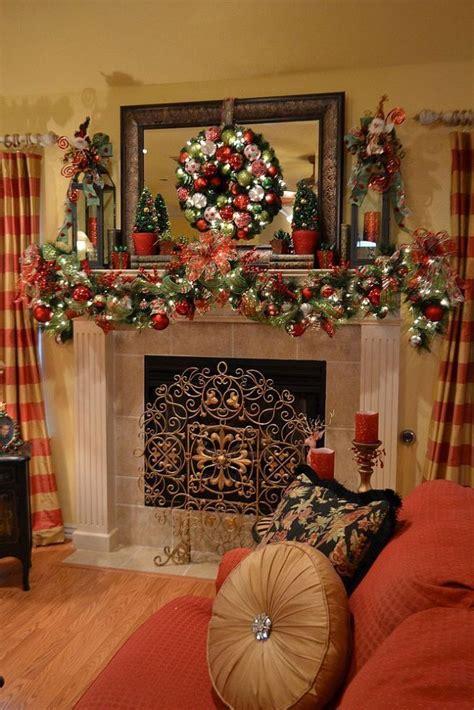great christmas mantel decorations ideas decoration love