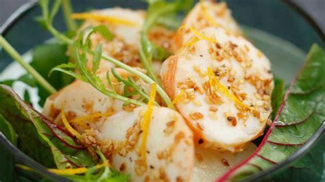 cuisine langouste plancha recette de salade de langouste à l 39 orange l 39 express styles