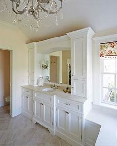 Master bath retreat shabby chic style bathroom for Shabby chic master bathroom