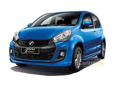 Perodua Myvi 2015 Se 1.5 In Selangor Manual Hatchback Blue
