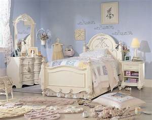 Girls Antique White Bedroom Furniture : What Are the ...