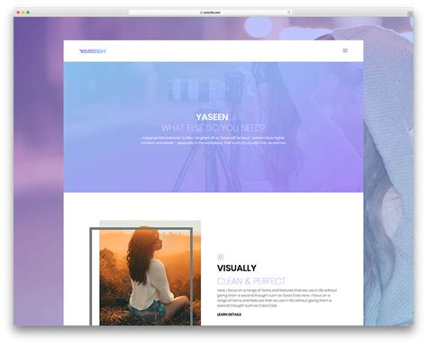 top free photography website templates 25 best free photography website templates for professionals
