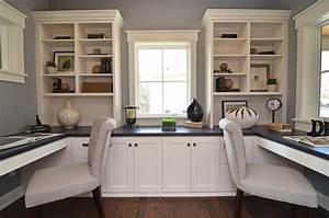 Custom home office design ideas decor ideasdecor ideas for Home office design ideas