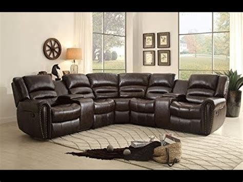 Reclining Loveseat With Cupholders by Reclining Sectional Sofas With Cup Holders