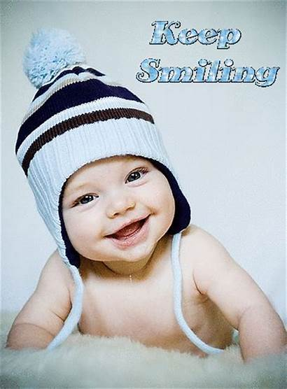 Smiling Keep Morning Smile Stamp Children Addicts