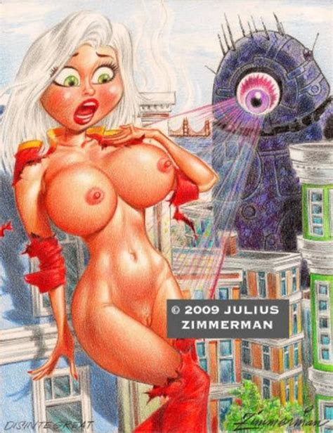 monsters vs aliens porn pictures