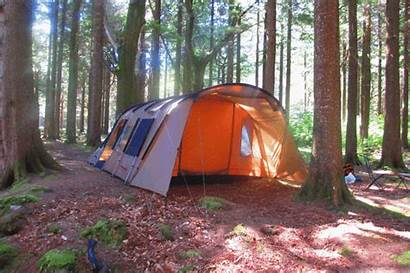 Tent Outdoors Thermo Camping Comfort Kickstarter Standard