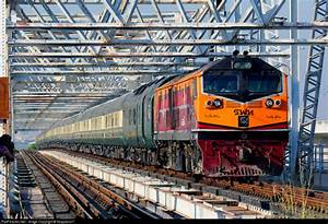 50 Years Of Reliable Rail In Thailand