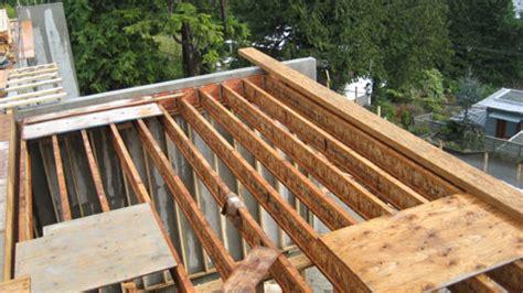 Tji Floor Joists Home Depot by Study Esquimalt 171 Home Building In Vancouver