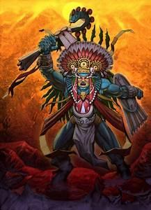 MrPsMythopedia - Huitzilopochtli