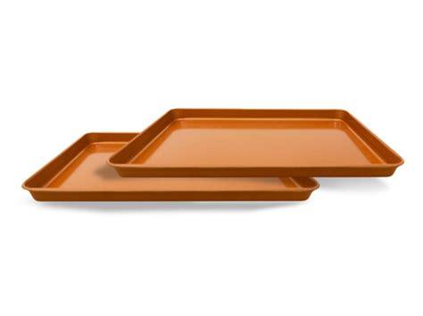 gotham steel copper baking sheet  pack