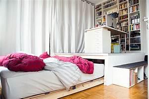 Bett Auf Podest : pin bett auf podest on pinterest ~ Sanjose-hotels-ca.com Haus und Dekorationen