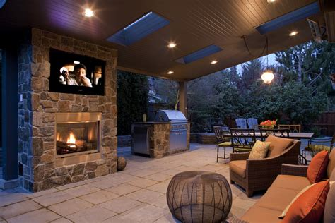 outdoor grill island patio traditional with delta heat