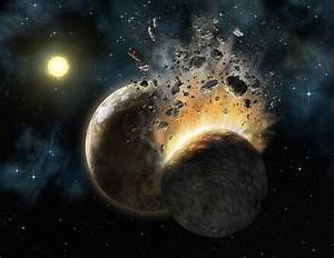 Astronomers Spot Evidence for Colliding Planet Embryos in ...
