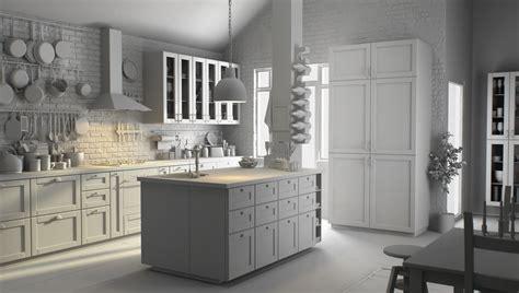 cuisine ikea grise photos cuisines ikea dco cuisine style industriel ikea
