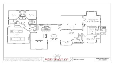 floor plans open concept one house plans with open concept one house