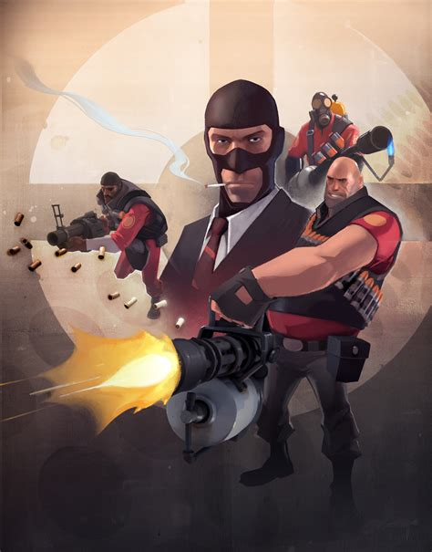 Team Fortress 2 Game Giant Bomb