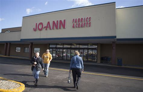 Jo-ann Fabric Spreading Out