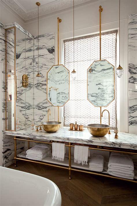 idee decoration salle de bain salle de bains art deco