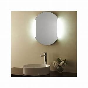 Miroir Salle De Bain Avec éclairage Intégré : miroir sdyj 1994e ~ Dailycaller-alerts.com Idées de Décoration