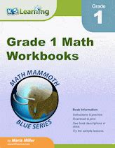 grade math worksheets  printable  learning