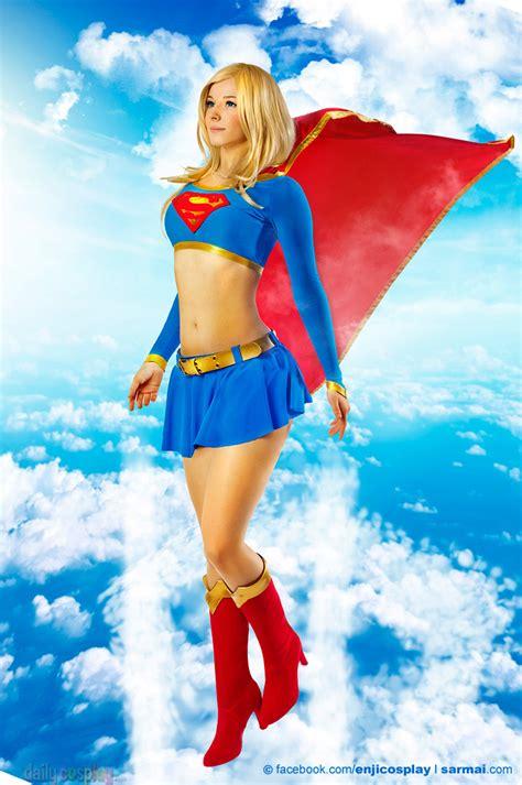 Supergirl  Kara Zorel From Dc Comics  Daily Cosplay Com