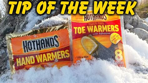 unique   hand warmers tip   week  youtube