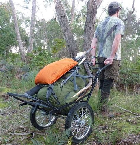 jeep cing gear bug out cart plans the best cart