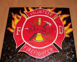 firefighter cakes ideas  pinterest