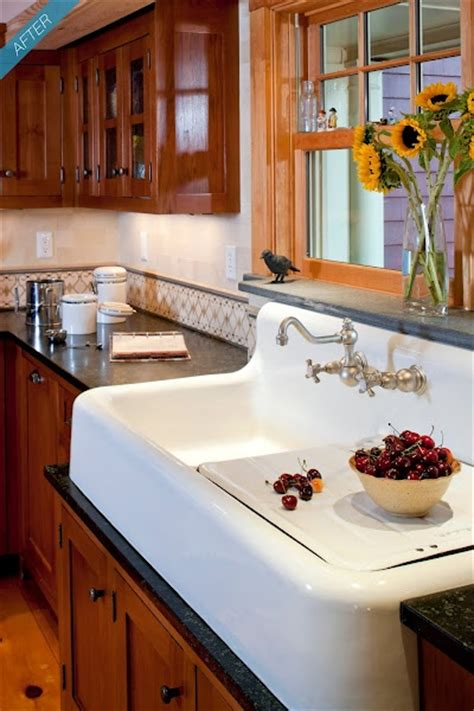 country kitchen sinks with drainboards farmhouse sinks with drainboards images