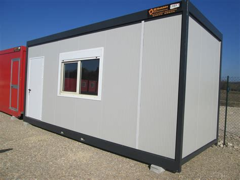 bureau modulaire occasion bungalow reconditionné bureau br modulaire